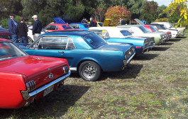 McLaren Vale Vintage & Classic Day 19th April 2015