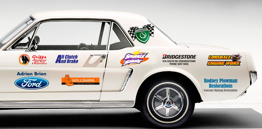 Mustangs On The Move Sponsors