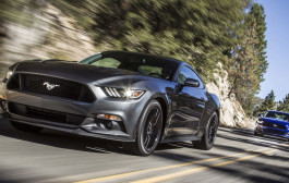 How Ford made the new Mustang