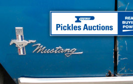 Pickles Car Auction - 4th June