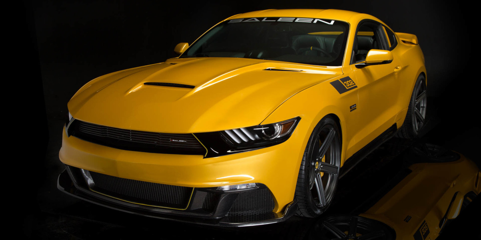 Saleen's Ultimate Ford Mustang