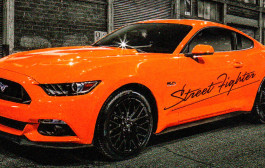 KPM Motorsport Mustang Launch Night 22nd July 2015