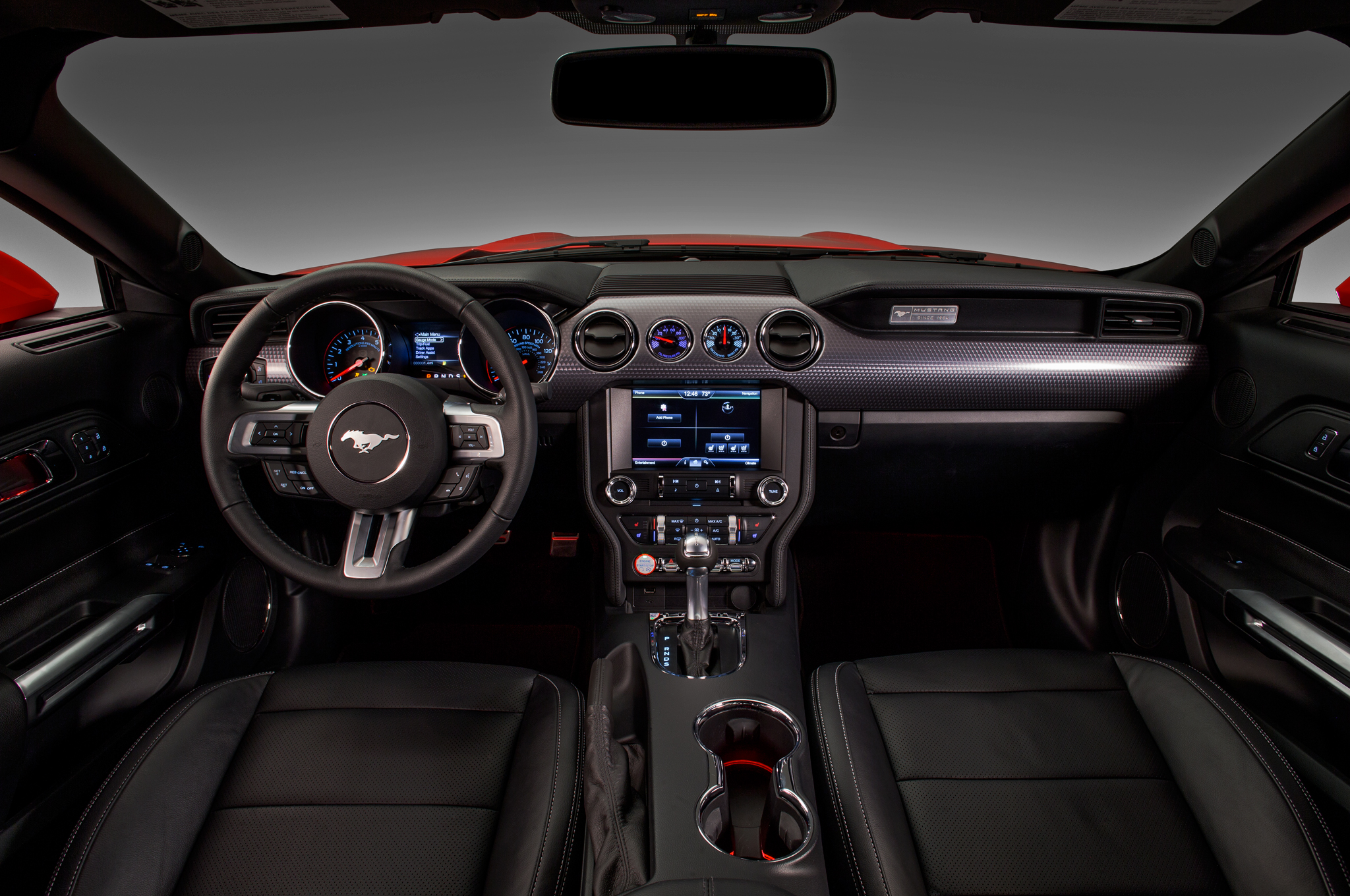 The Making of the 2015 Ford Mustang - Interior Design