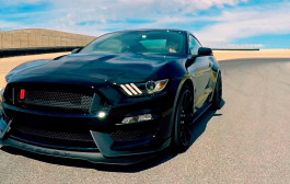 2016 Ford Shelby Mustang GT350 - First Look