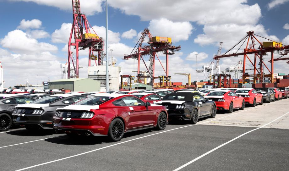 Ford Mustang in Australia 03