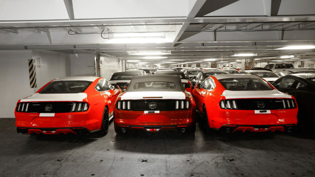 Ford Mustang in Australia 04