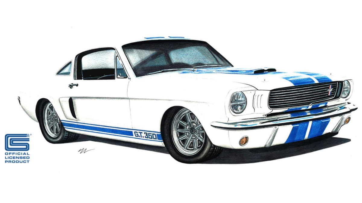 Revology prepares to produce Shelby Mustang replicas