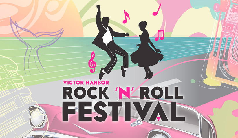 Victor Harbor Rock N Roll Festival  17th & 18th September 2016