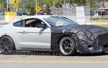 2018 Shelby Mustang GT 500 Prototype