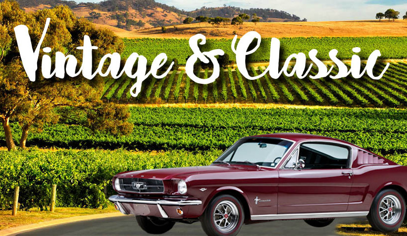 McLaren Vale Vintage & Classic Sunday 2nd April 2017