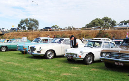 Mustangs in Mildura - Friday 14th to Monday 17th April 2017