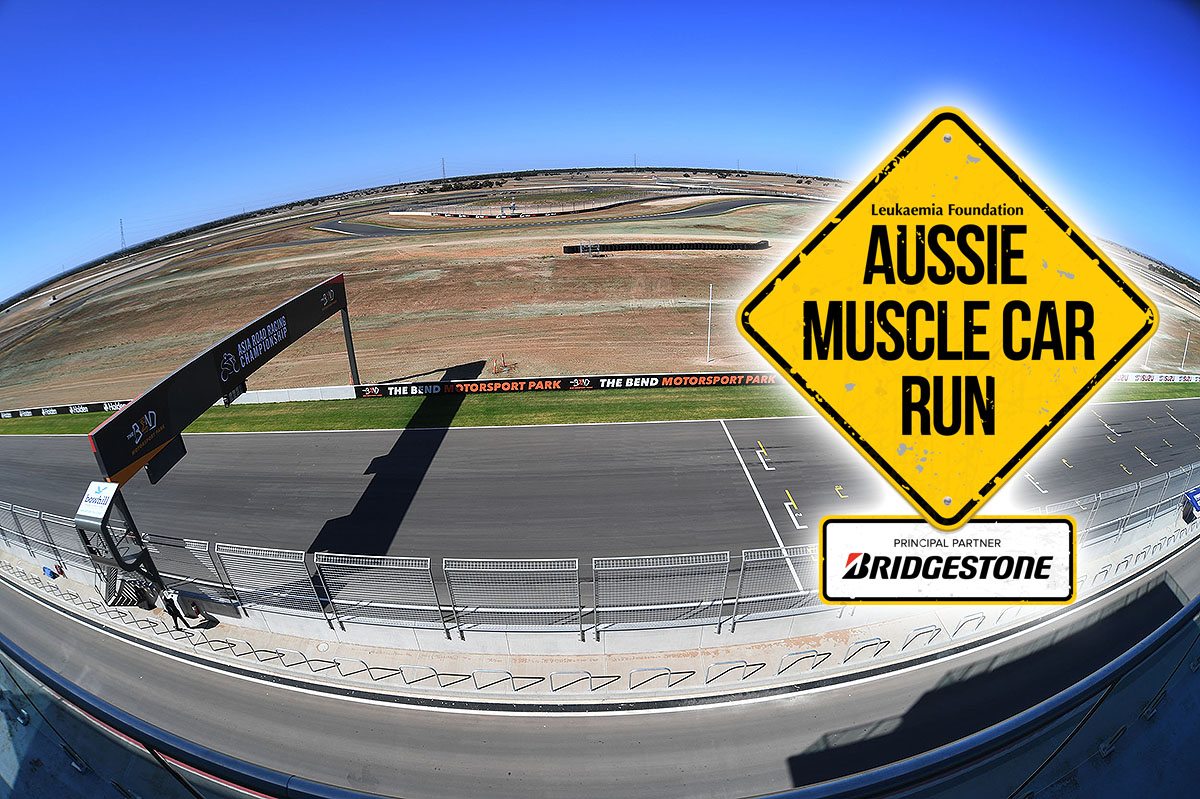 Aussie Muscle Cars (& MOTM) at the Bend - Sunday 28th October 2018