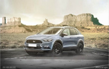 2020 Ford Mustang SUV?