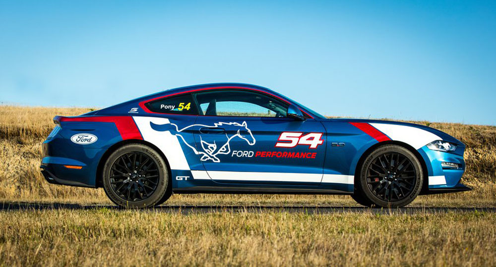 Ford Mustang returns to Supercars 03