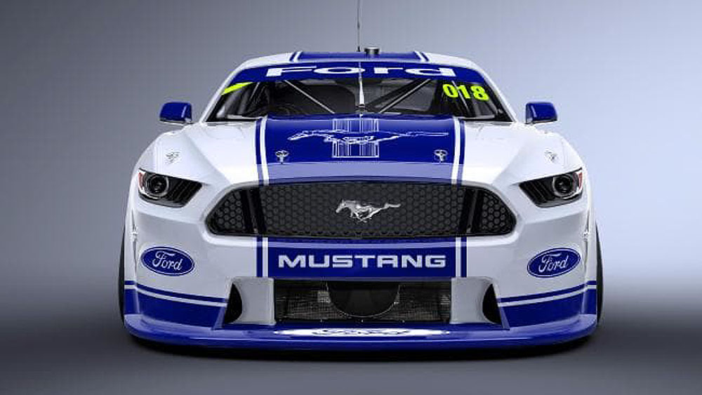 Ford Mustang returns to Supercars 05