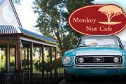 Monkey Nut Café Lyndoch - Sunday 12th August 2018