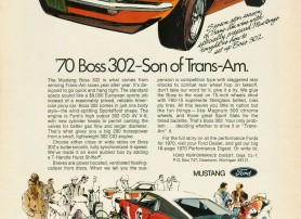 Trans Am Winning Boss 302