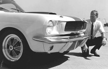 The father of the original Shelby GT350R