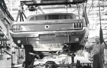 San Jose Assembly Plant 1964