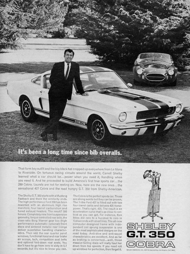 1966 Shelby… it's been a long time