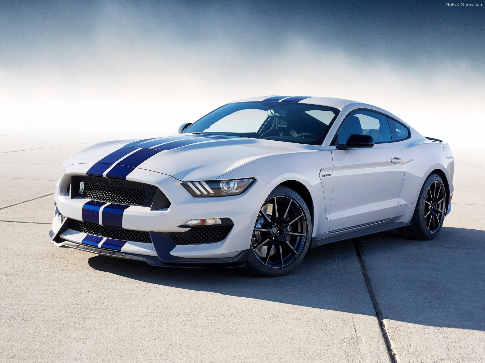 2016 Ford Mustang Shelby GT350 revealed in the US
