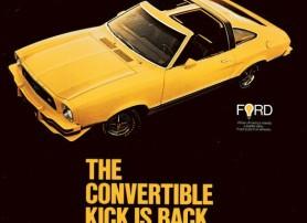 Mustang II Convertible