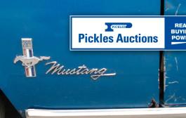 Pickles Car Auction - 4th June