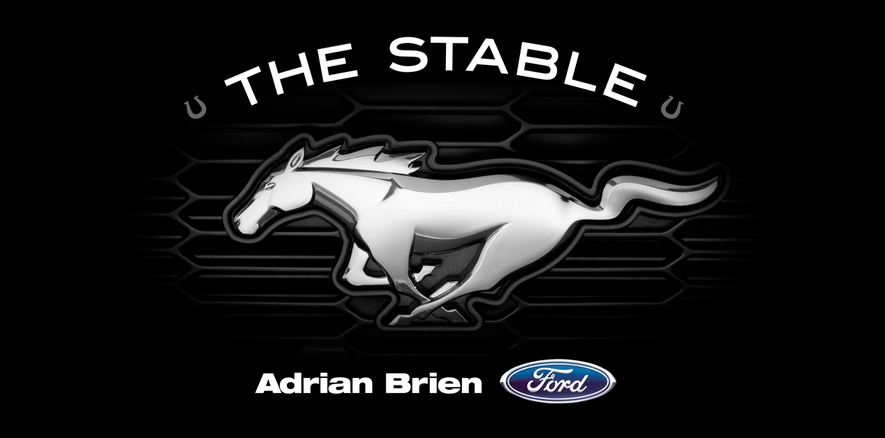 Unveiling of the 2015/6 Mustang - Adrian Brien 17th July 2015