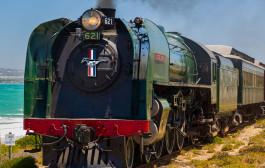 SteamRanger Trip To Goolwa Sunday 16th August 2015