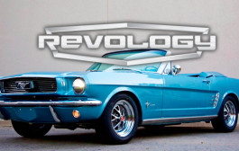 Florida's Revology Builds A Modern 1966 Ford Mustang