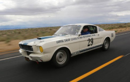 One of 3 Shelby Driving School GT 350s Back on the Track
