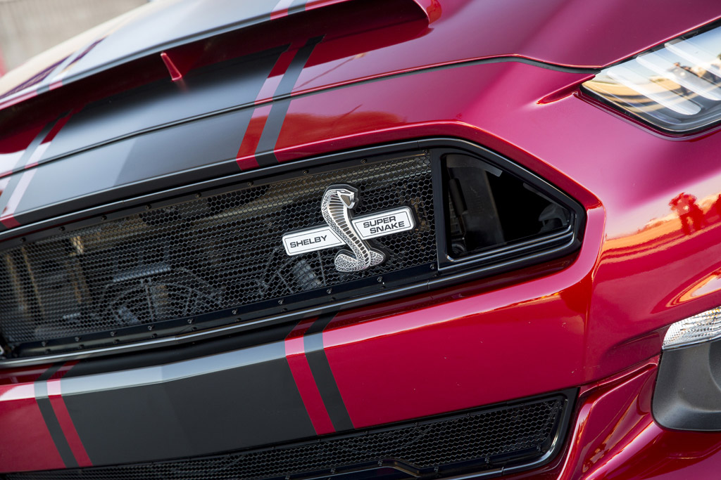 Shelby American Going Global