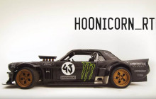Ken Blocks Hoonicorn RTR 65 Mustang