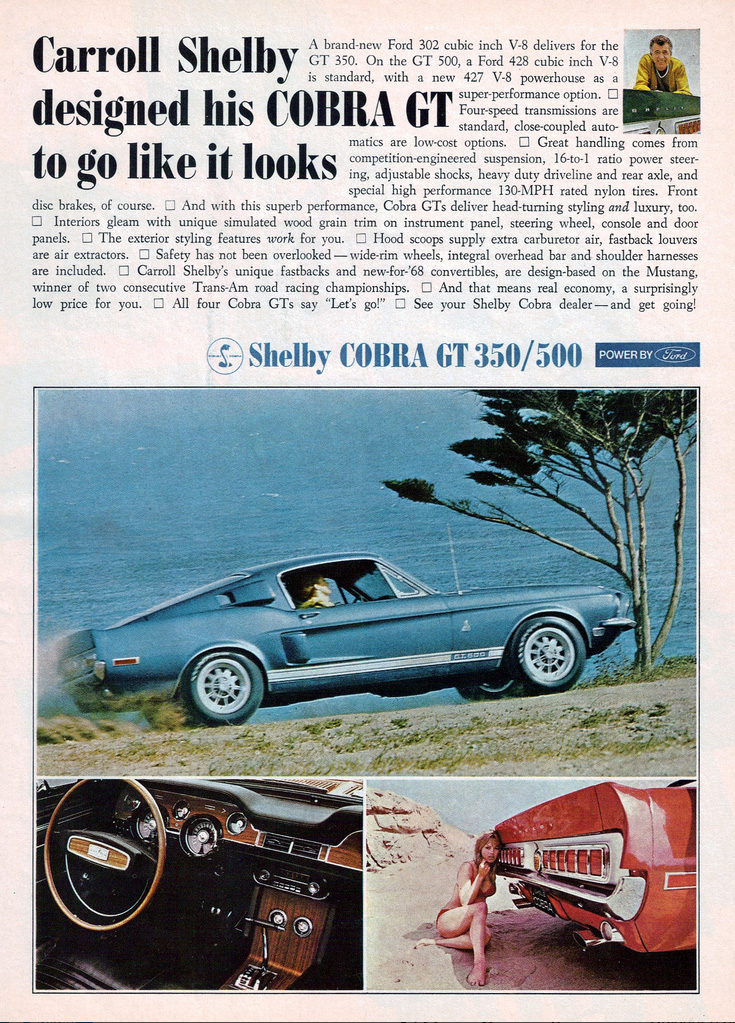 Brand New Shelby GT 350 500