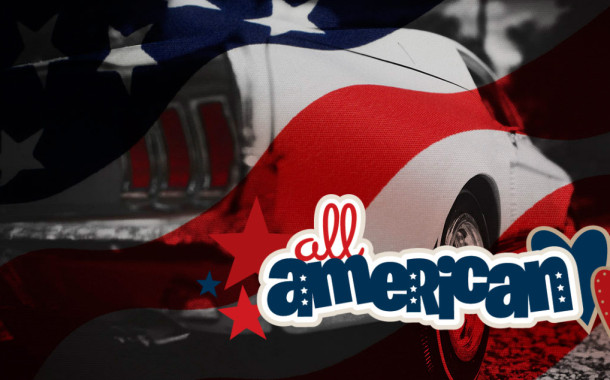 All American Day Sunday 18th February 2018