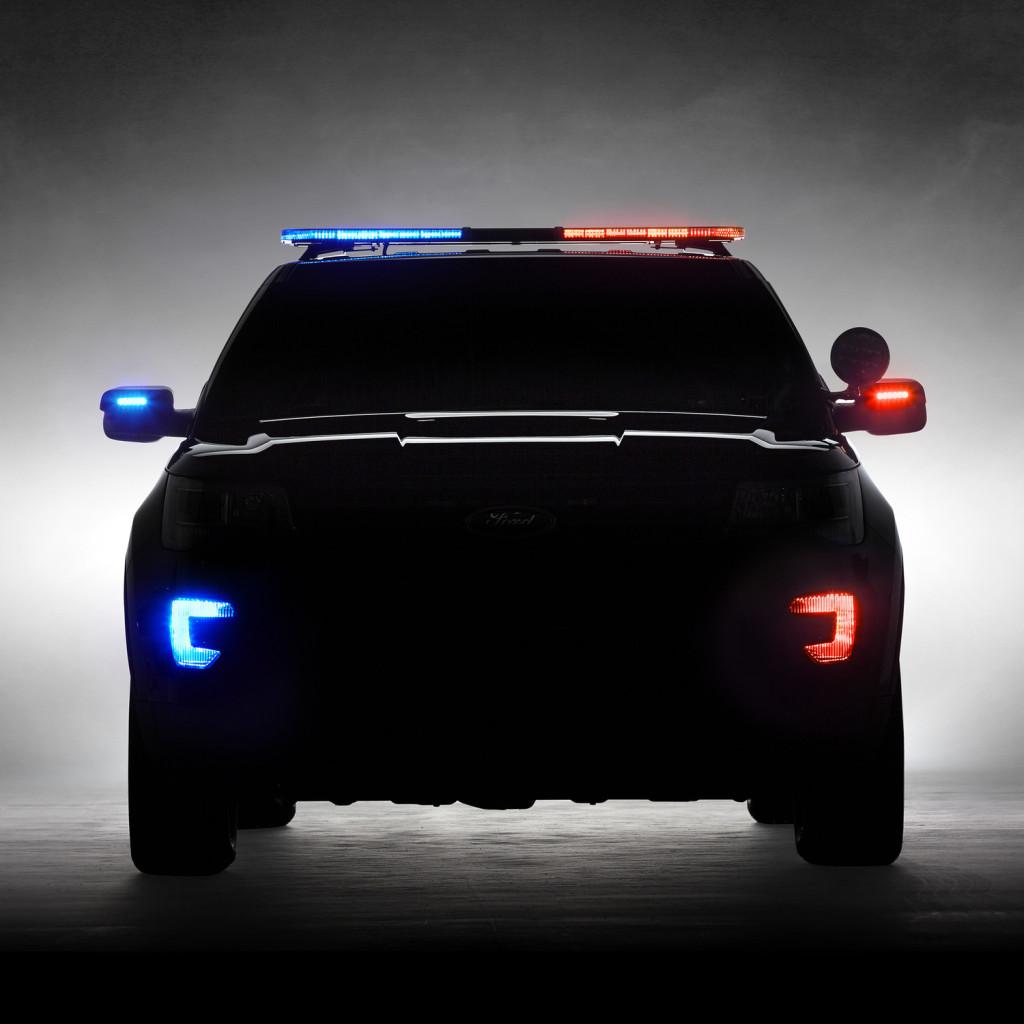 Steeda's 2016 Mustang Police Interceptor
