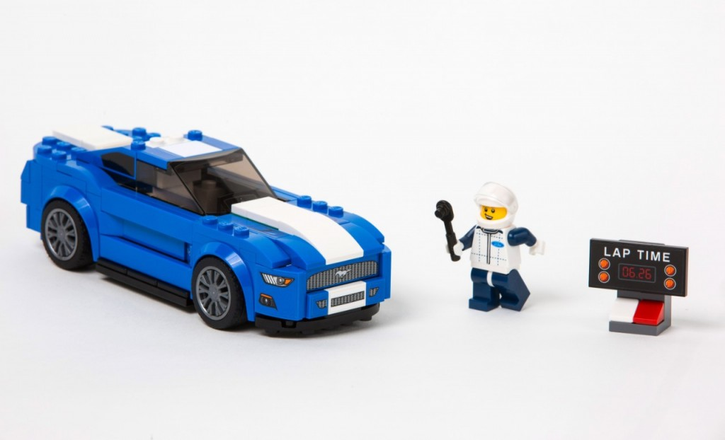 Ford Teams Up With LEGO