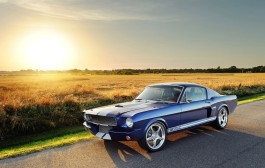 Classic Recreation EcoBoost Shelby Mustangs