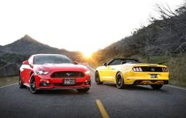 Ford v Holden. Mustang v Falcon.