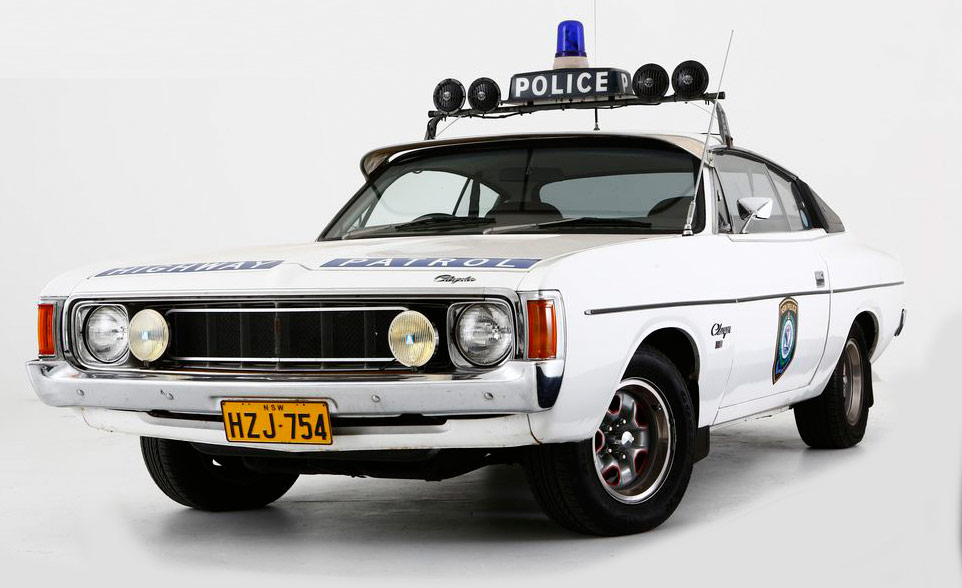 NSW Police Highway Patrol Charger