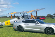 Mustangs & Moths Sunday 11th September 2016