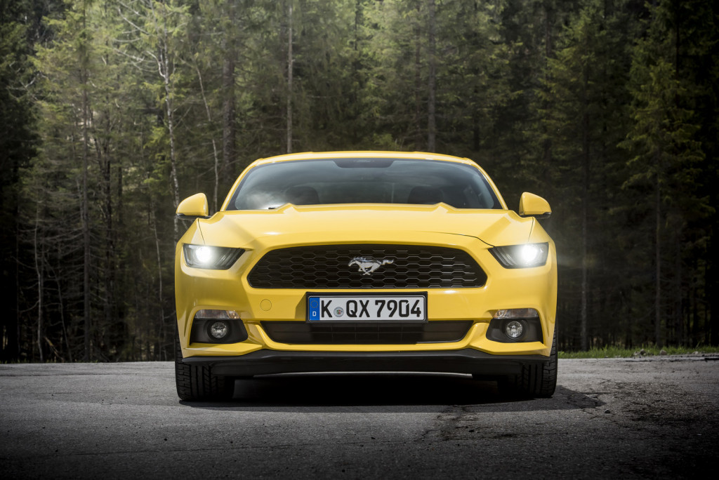 Ford Mustang Here To Stay