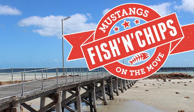 Spring Shakedown – Pt Hughes Fish 'n' Chips 20th October