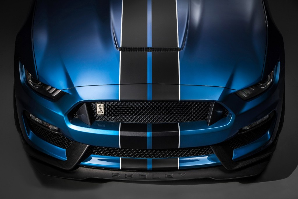 Shelby GT350 Here Until 2018
