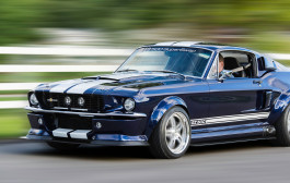 One outrageous '1967' Shelby GT500 Mustang