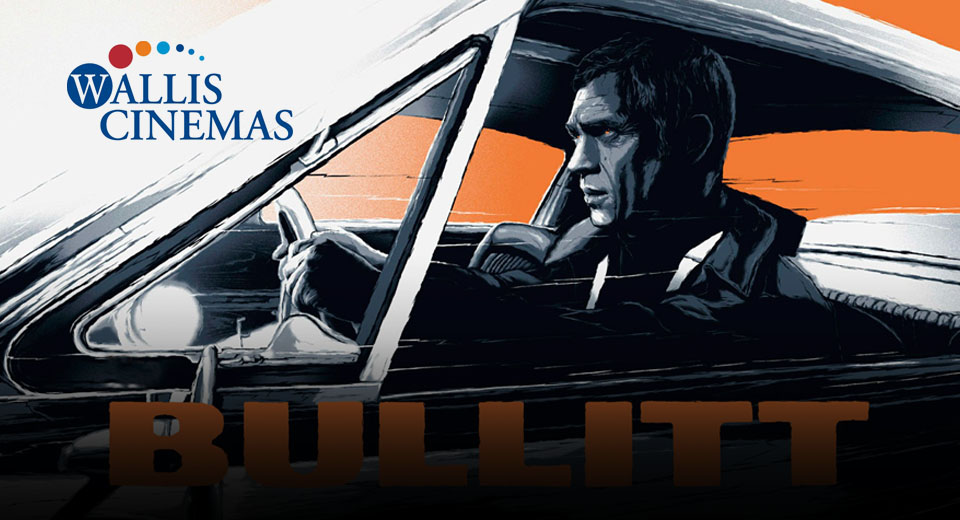 BULLITT the Movie at Auchendarroch House - Sunday 25th June 2017