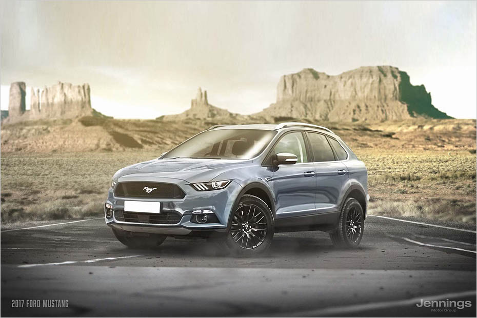2020 Ford Mustang SUV? | Mustangs On The Move