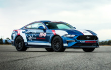 Ford Mustang returns to Supercars