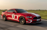 Hennessey's 10,000th car is an 808-horsepower Ford Mustang