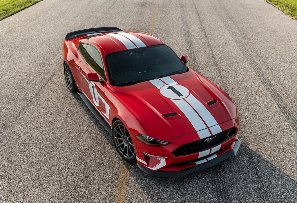 Hennessey 10,000th Mustang